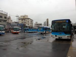 東(あずま)運輸バス その1